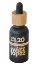 swizzTOPzz CBD Pure20% 10ml  Swizztopzz