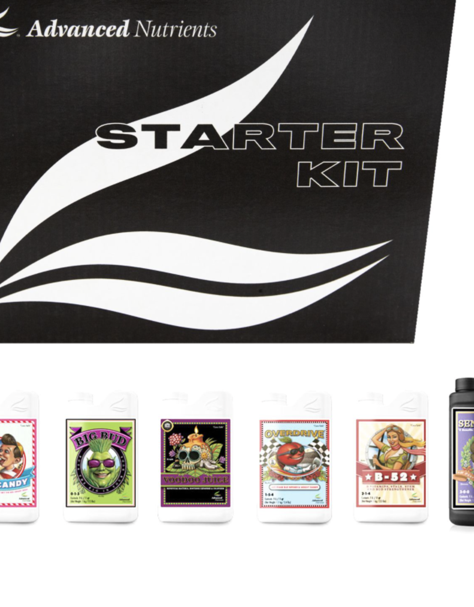 Advanced Nutrients Advanced Nutrients Starter Pack