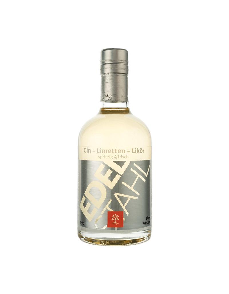 Edelstahl Edelstahl Gin-Limetten-Likör  0,35l mit 30 % Vol. Alkohol (56,87€/Liter)
