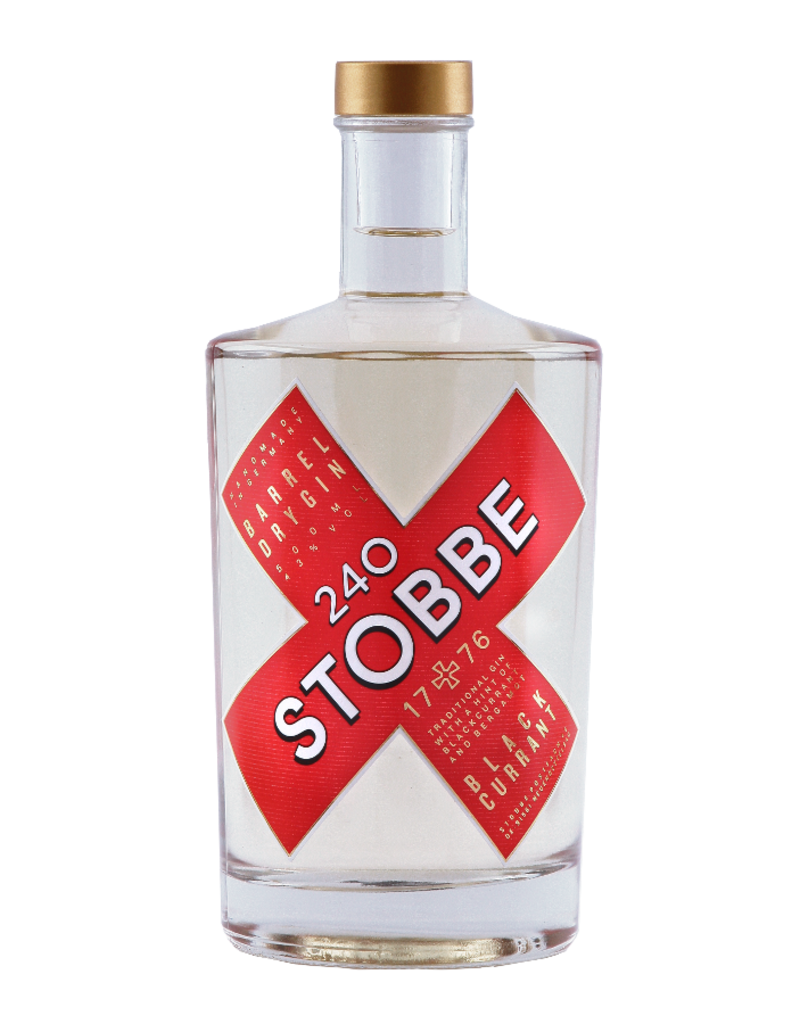 Stobbe Gin Stobbe 240 Barrel Dry Gin 0,5l w/ 43 % vol. (78€/l)