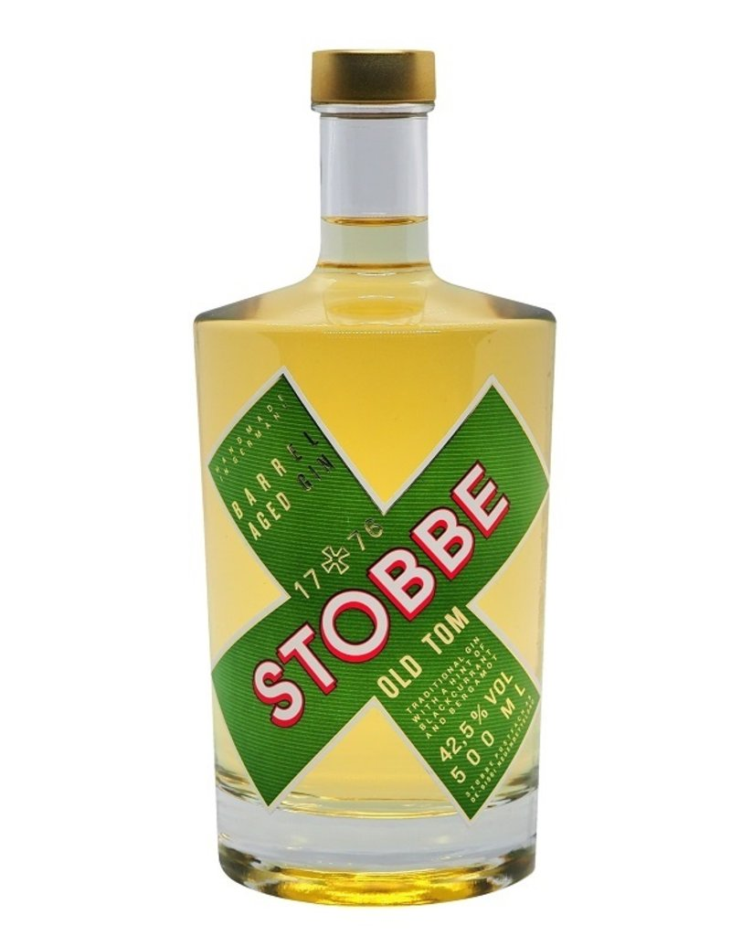 Stobbe Gin Stobbe Barrel Aged Old Tom Gin 0,5l mit 42,5 % Vol. Alk. (78€/l)