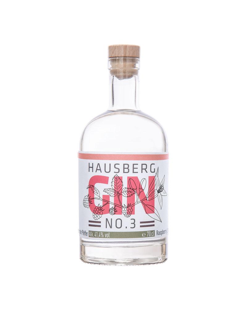 Hausberg Gin Hausberg Gin No.3 0,7l mit 41,4 % Vol. Alkohol (57,00€/Liter)