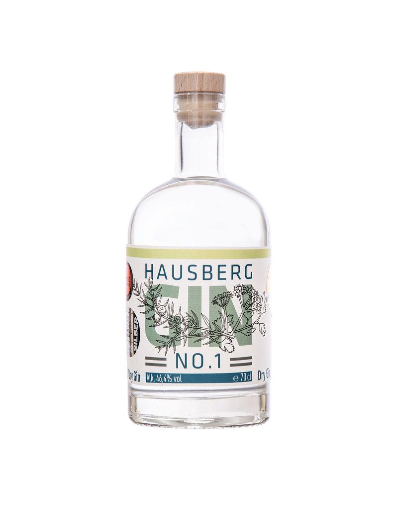 Hausberg Gin Hausberg Gin. No.1 0,7l mit 46,4 % Vol. Alkohol  (57,00€/Liter)