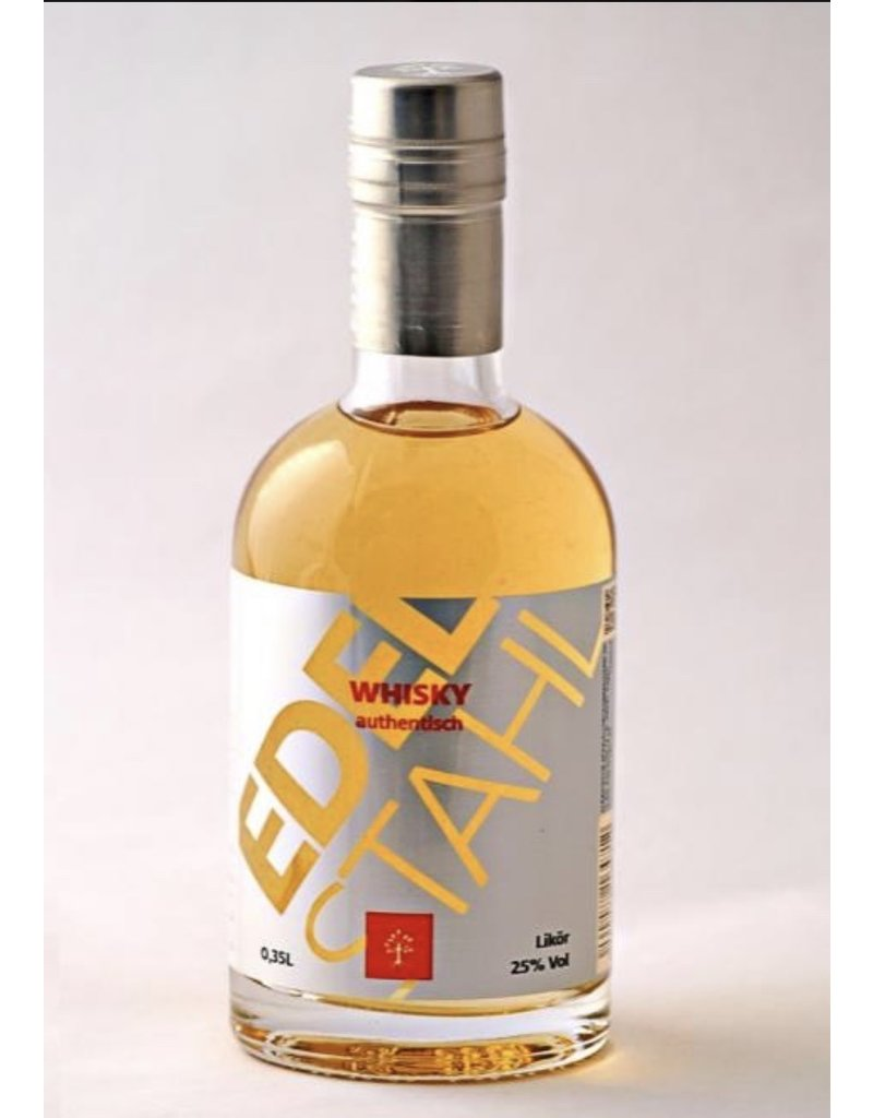 Edelstahl Edelstahl Whisky-Liquor  0,35l with 30 % Vol. Alcohol (56,87€/Liter)
