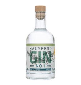 Hausberg Gin Hausberg Gin No.1 0,35l mit 46,4 % Vol. Alkohol (71,14€/Liter)