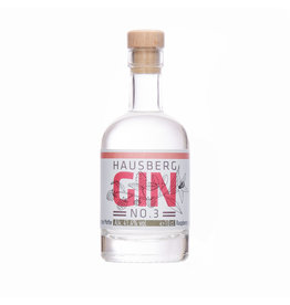 Hausberg Gin Hausberg Gin No.3 0,1l w/ 41,4 % Vol. Alcohol   (99,00€/Liter)