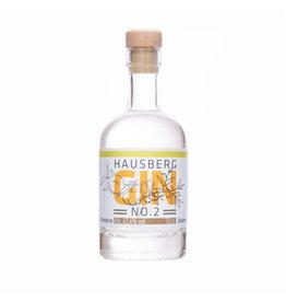 Hausberg Gin Hausberg Gin No.2 0,1l - 42,4 % Vol. Alkohol   (99,00€/Liter)