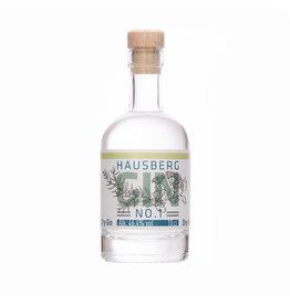 Hausberg Gin Hausberg Gin No.1 0,1l - 46,4 % Vol. Alkohol  (99,00€/Liter)