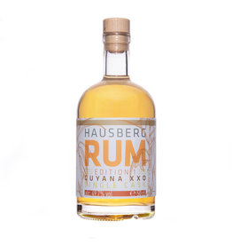 Hausberg Rum Hausberg Rum Edition 1 Guyana XXO Single Cask  0,5l mit 49,7 % Vol. Alkohol (159,80€/Liter)