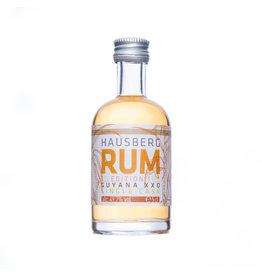 Hausberg Rum Hausberg Rum Edition 1 Guyana XXO Single Cask  0,05l mit 49,7 % Vol. Alkohol (198 €/Liter)
