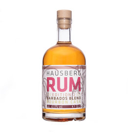Hausberg Rum Hausberg Rum Edition 2 Barbados Blend  0.5l w/ 40 % Vol. Alcohol (59,80€/Liter)