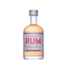 Hausberg Rum Hausberg Rum Edition 2 Barbados Blend  0.05l w/ 40 % Vol. Alcohol (118 €/Liter)