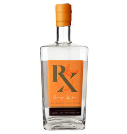 RX Gin RX Orange Gin w/ 43% vol.  from the Netherlands  (57,00€/Liter)