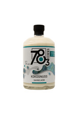 78Komma3 78Komma3 Kokosnuss Sahnelikör 0,7l mit 17 % Vol. Alkohol (28,43€/Liter)