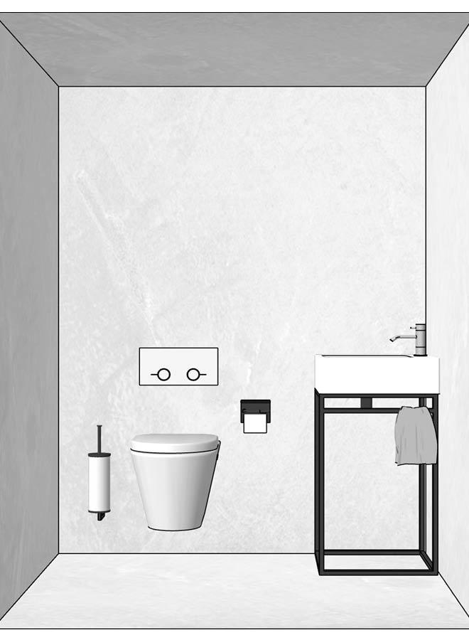 Toiletkraan