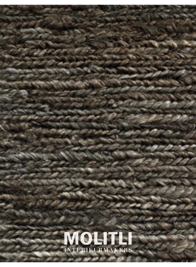 Hennep karpet - Brown
