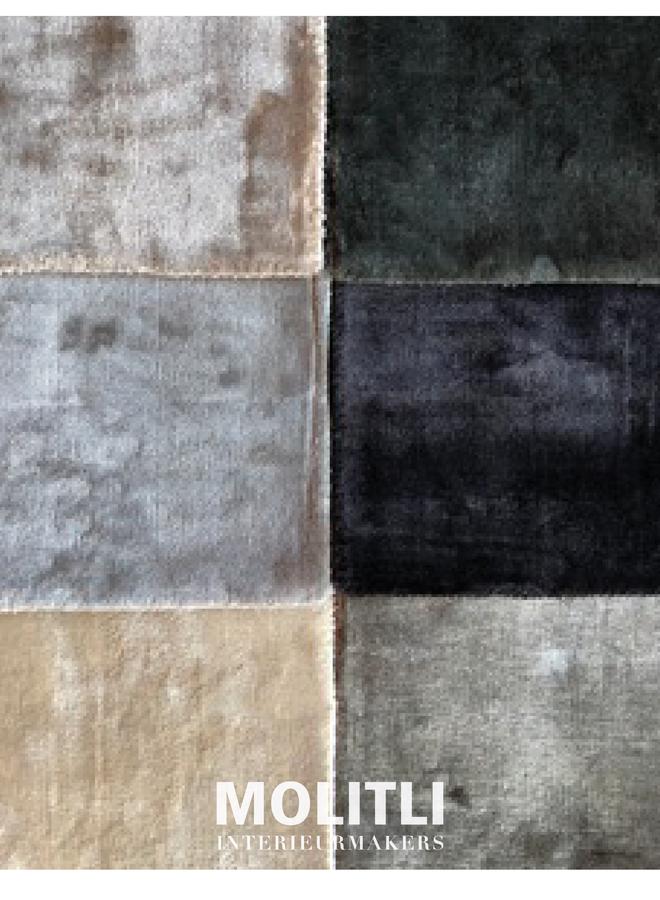 Flavour karpet - Blauw