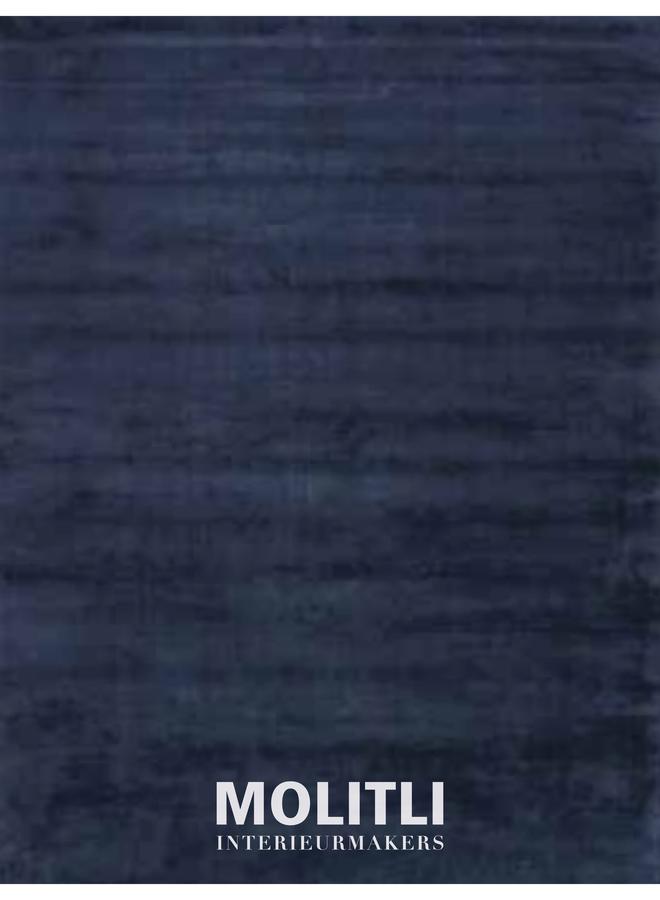 Karpet Oester - Navy blauw