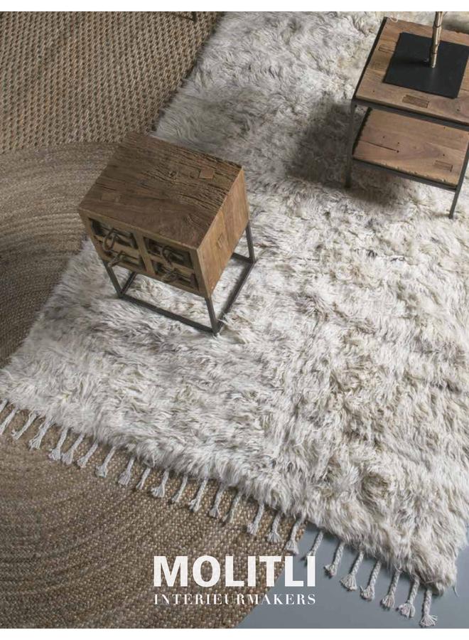 Karpet Aafke - Bruin
