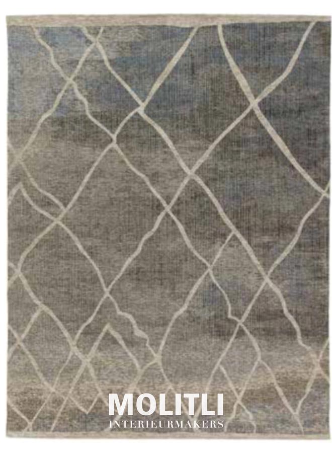 Karpet Tabar - Silver