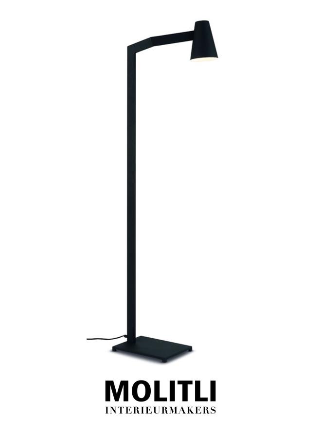 Vloerlamp - Barry zwart