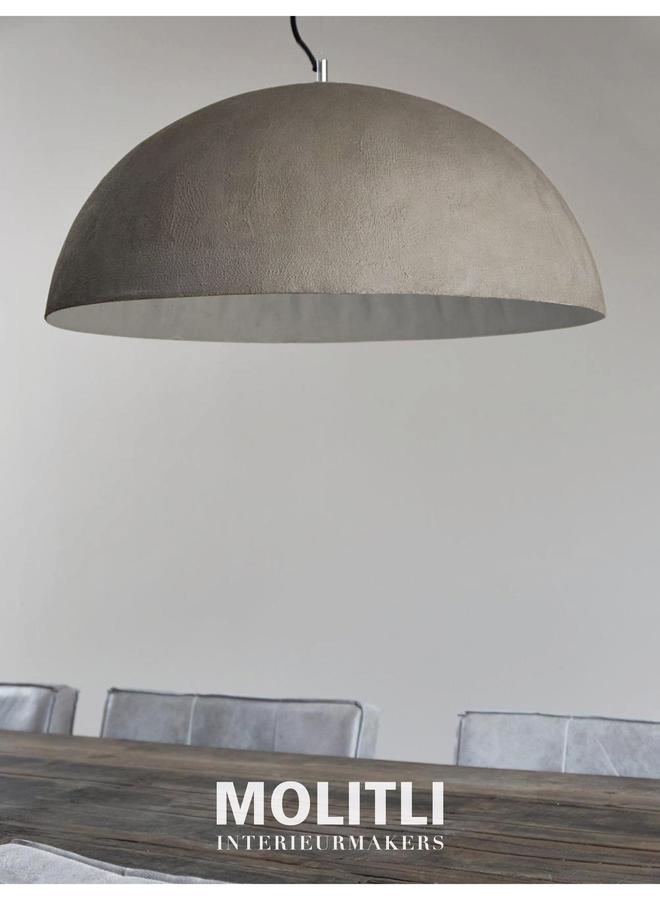 Betonstuc koepellamp - LM