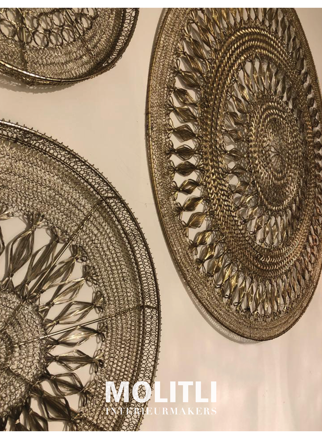 Circle Jessy Gold - large