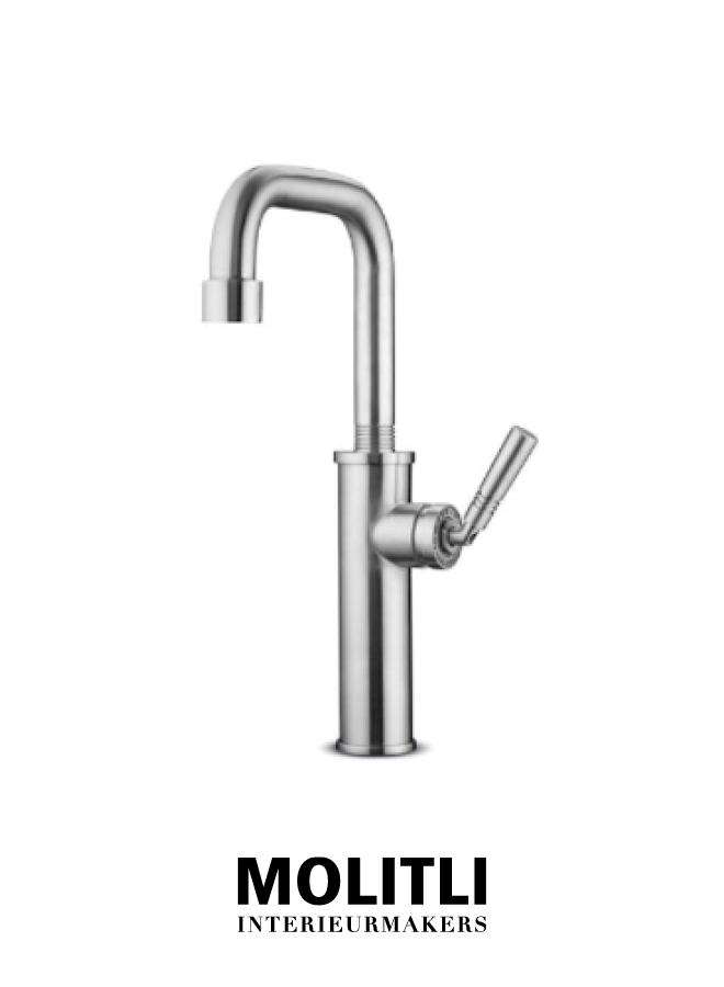 Soho basin/kitchen mixer