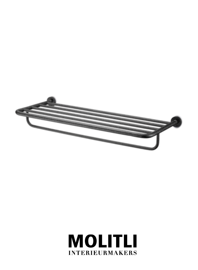 - Soho towel rack