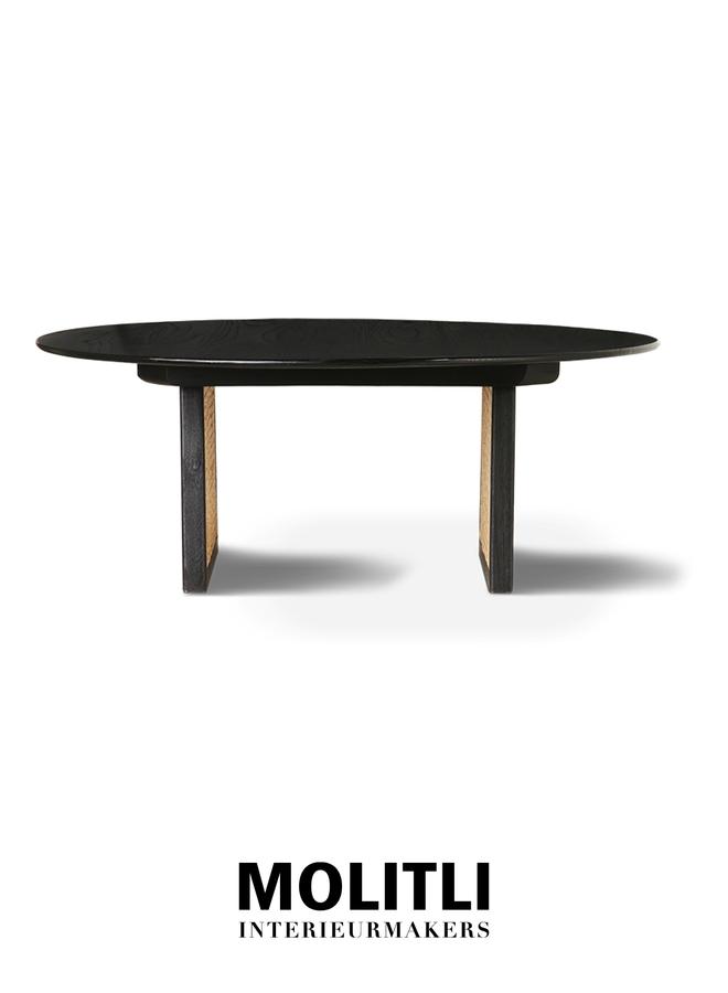Salontafel - Webby black large