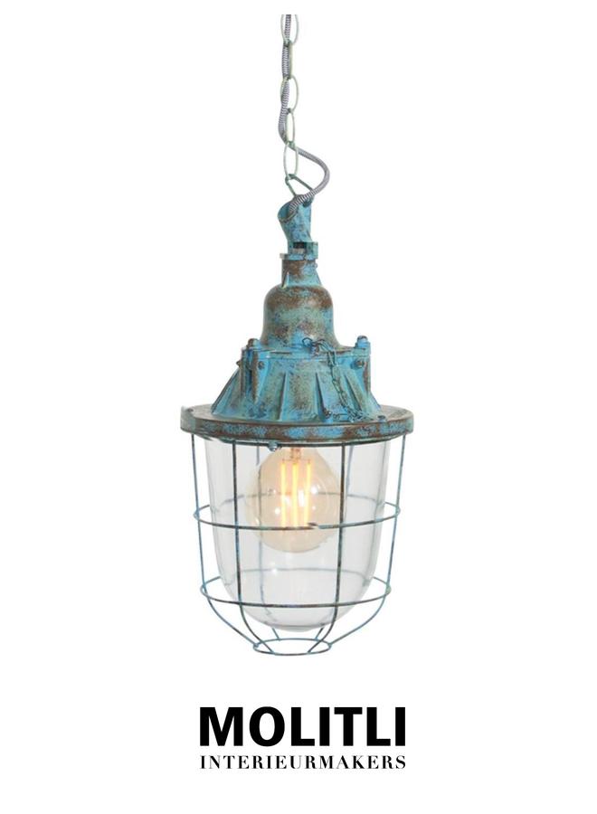 Hanglamp - Quarty Blue