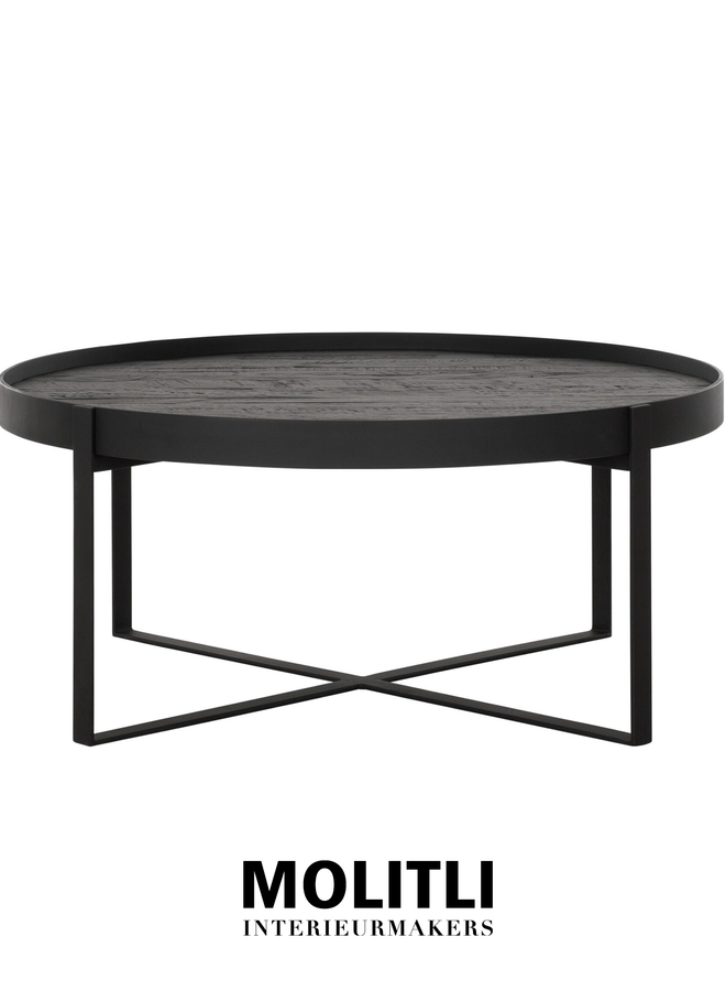 Salontafel Plomo - Black Small