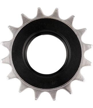 Shimano DX BMX single-speed freewheel 18T Silver 18 teeth