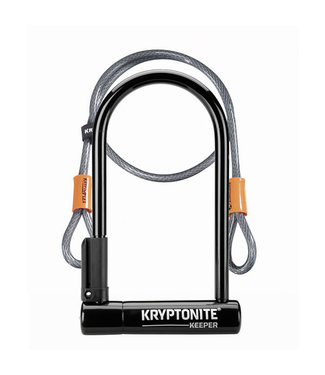 Kryptonite KRYPTONITE KEEPER 12 STD w/4'