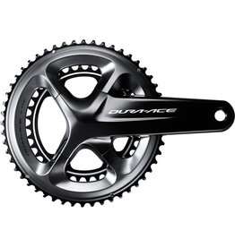 Shimano Dura-Ace FC-R9100 Dura-Ace compact chainset - HollowTech II 172.5 mm 50 / 34T Black 50 / 34