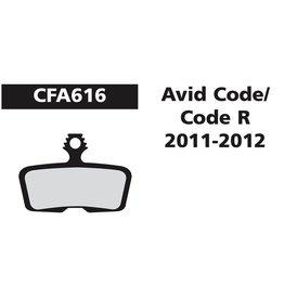 EBC Avid Elixir/Code 11-12 Green