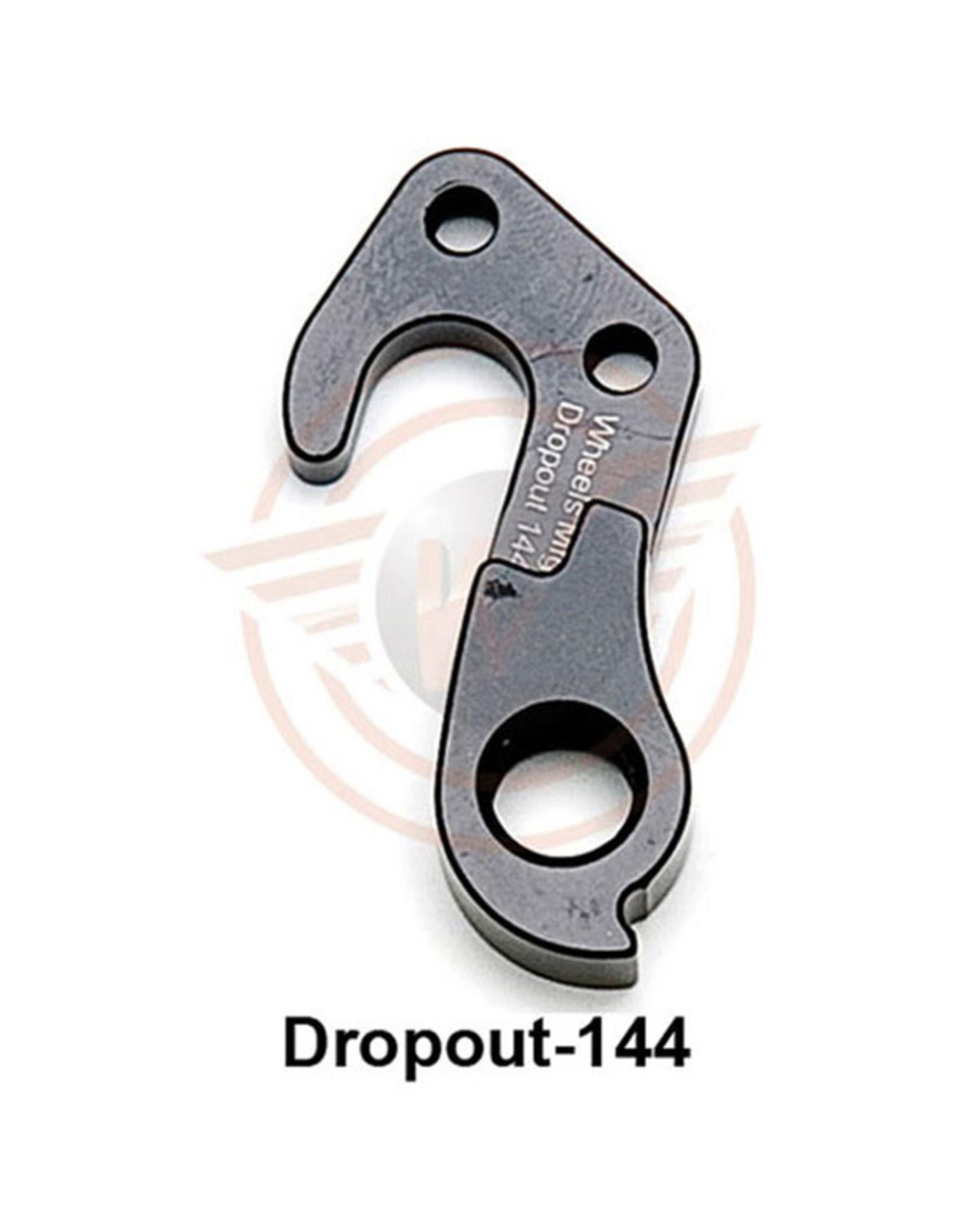 Wheels Manufacturing Replaceable derailleur hanger / dropout 144
