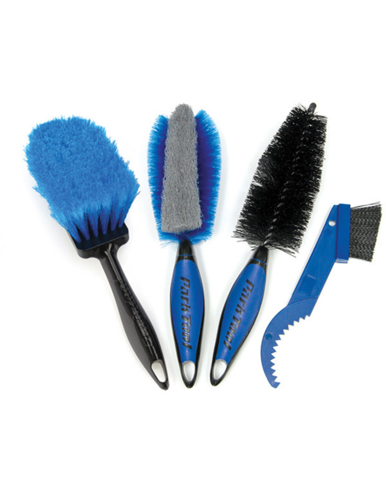Park Tool BCB-4.2 - Bike Cleaning Brush Set Blue / Black