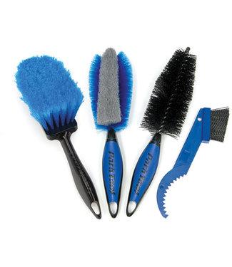 Park Tool Park Tool BCB-4.2 - Bike Cleaning Brush Set Blue / Black