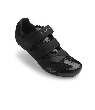 Giro GIRO TECHNE ROAD CYCLING SHOES: BLACK 43