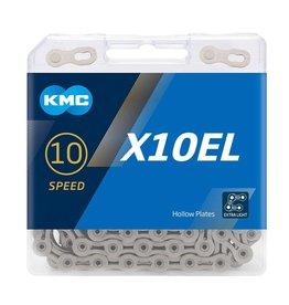 KMC X10EL Silver 114L