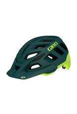Giro Giro Radix Dirt Helmet 2020: Matte True Spruce/Citron M 55-59Cm