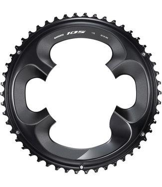 Shimano Shimano 105 FC-R7000 50t 4x110 bcd Asymmetric Chainring, Black