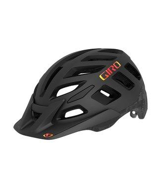 Giro Giro Radix Dirt Helmet 2020: Matte Black Hypnotic L 59-63Cm