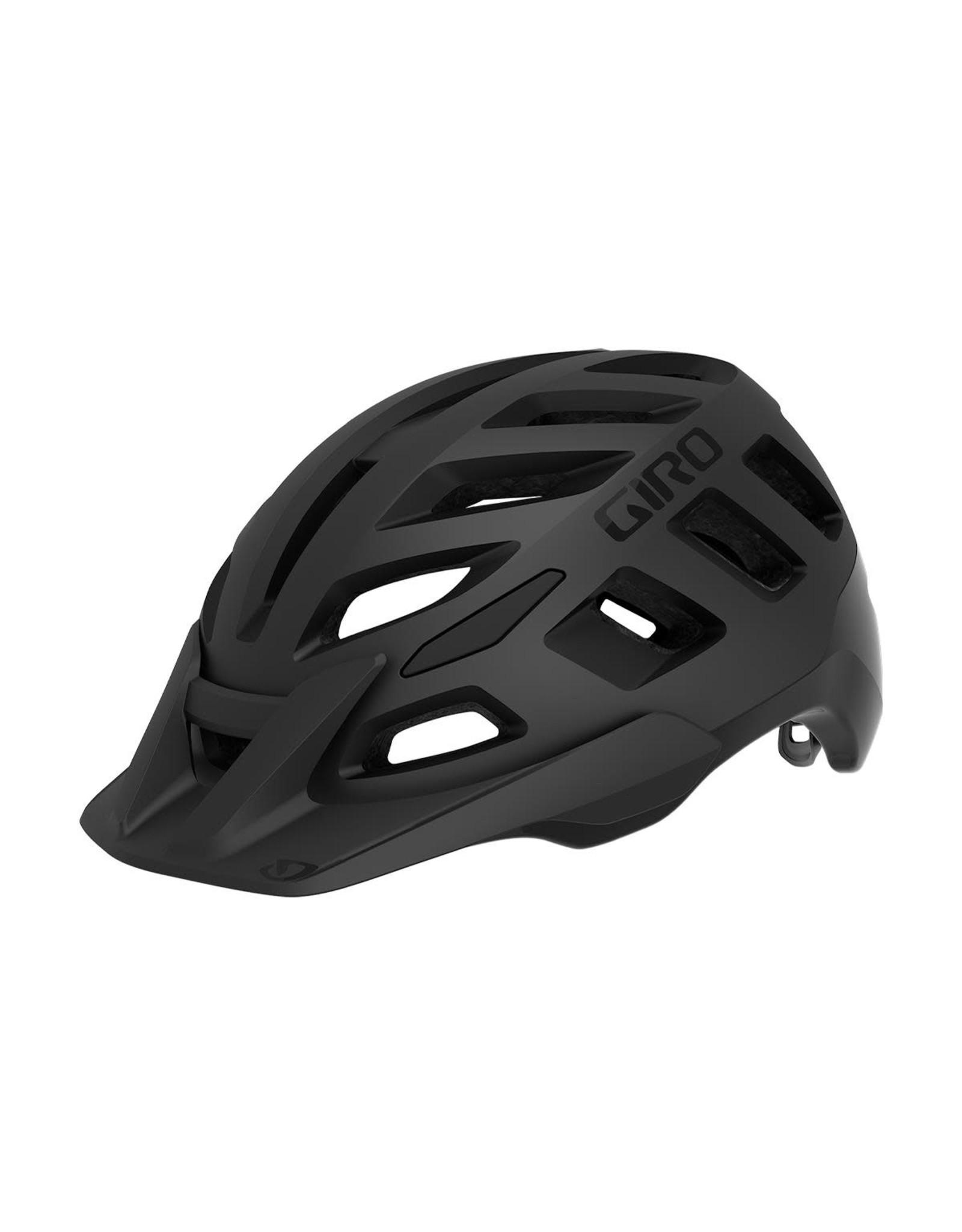 Giro Giro Radix Dirt Helmet 2020: Matte Black S 51-55Cm