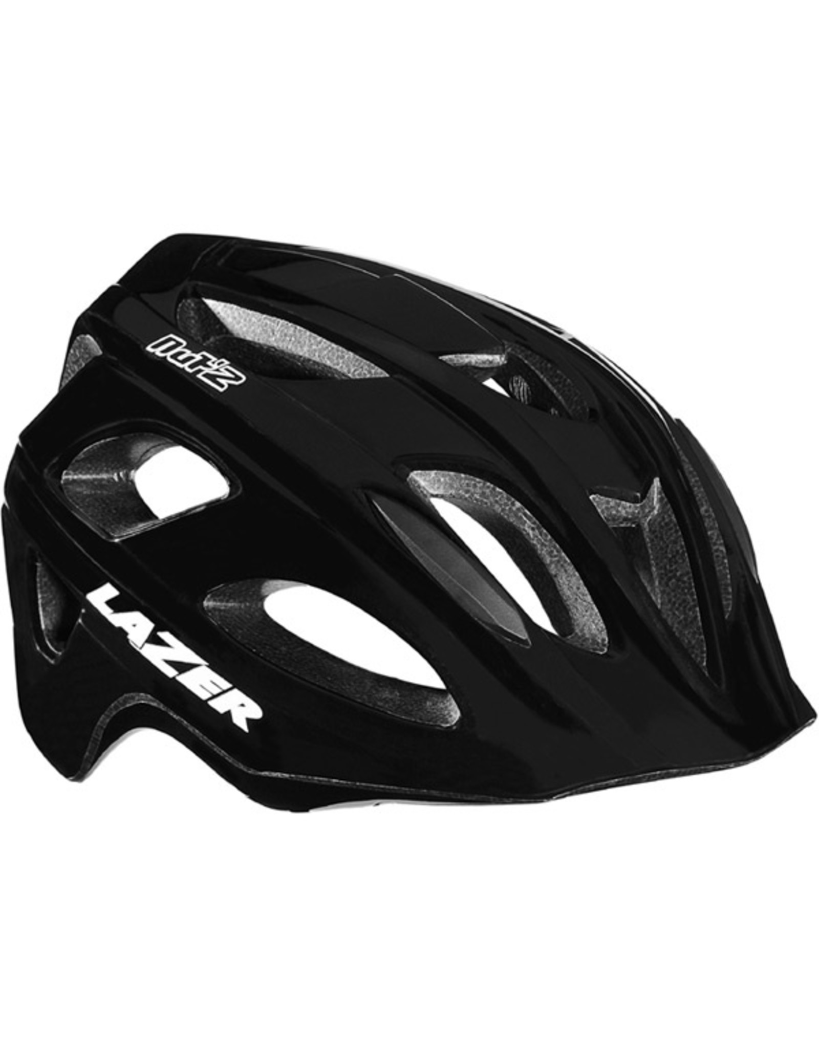 Lazer Nut'Z Helmet, Black, Uni-Youth