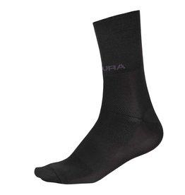 Endura Pro SL Sock II: Black - L-XL