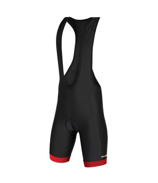 Endura Endura Xtract Bibshort II: Red - XL