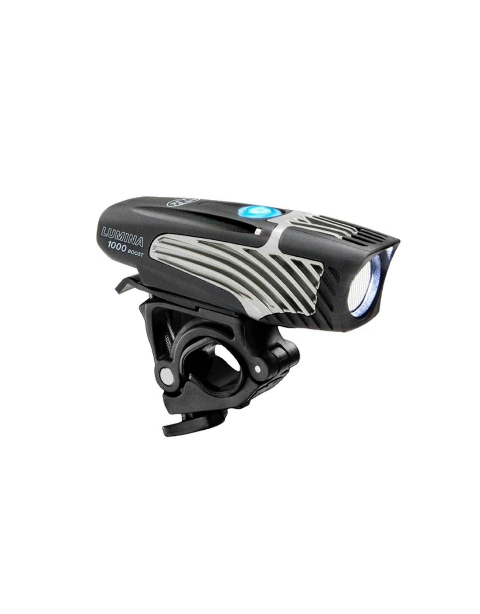 NiteRider Lumina 1000 Boost Front Light: Black