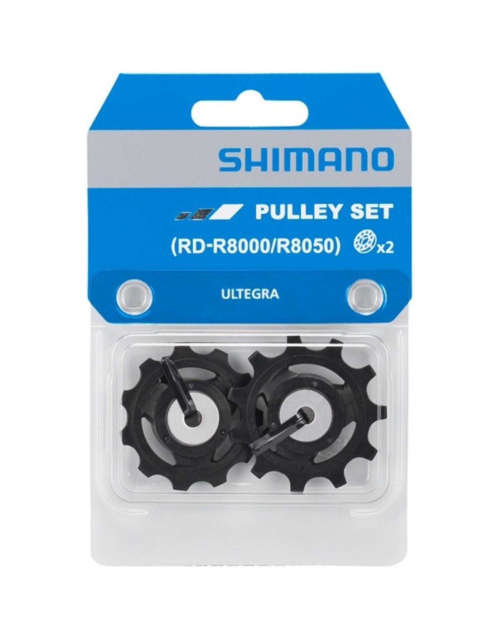 Shimano Spares Shimano RD-R8000 TENSION & GUIDE PULLEY SET